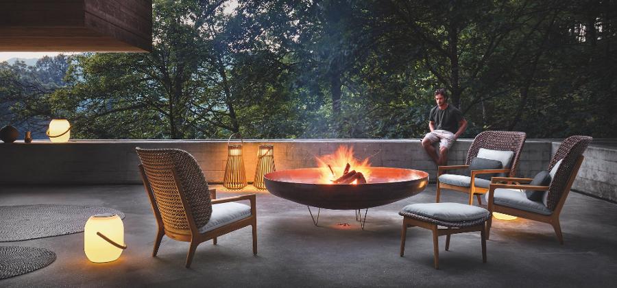 Mobili da giardino 2019 - Fornari Outdoor Design - Rieti