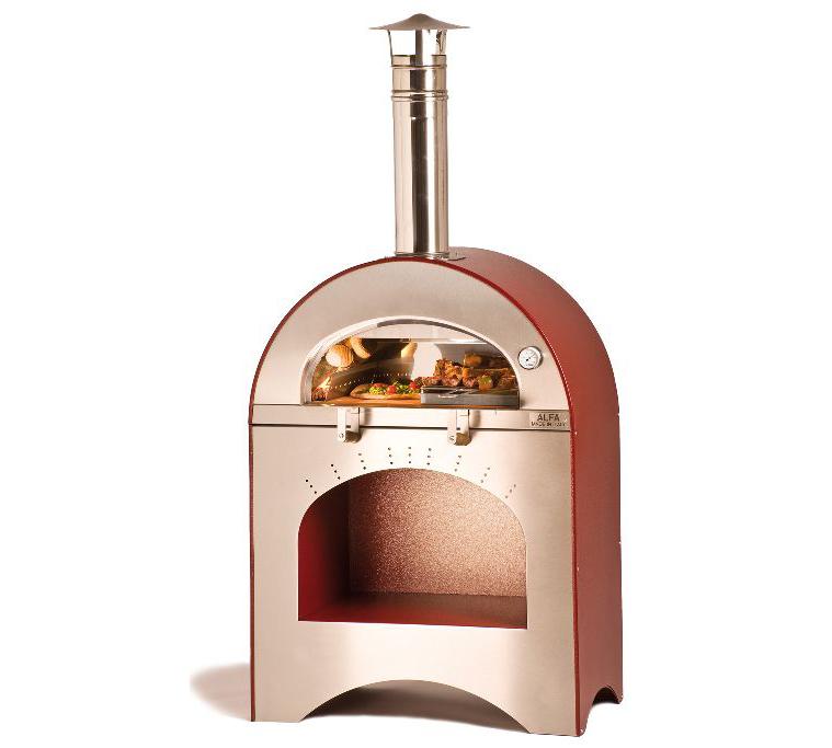 Alfa Forni Forno A Legna Da Esterno Pizza E Brace